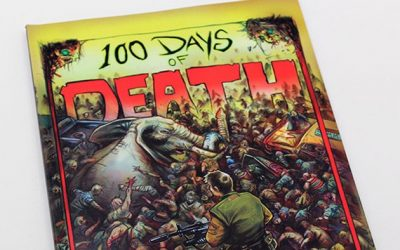 100 Days of Death Graphic Novel Preview