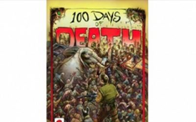 100 Days of Death Comic Now Available on Amazon!