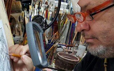 Meet 'Batman' Comic Artist, Tommy Castillo